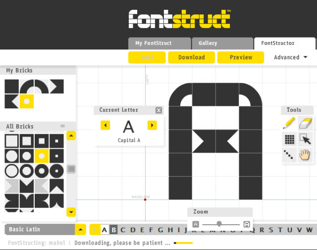 How To Create Your Own Fonts Easily With Free Font Builder